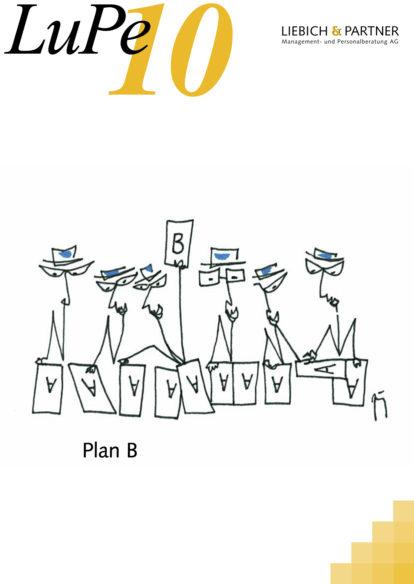 titel lupe 10 Plan B