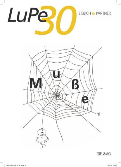 Titel Lupe 30 Illustration Jürgen Weing