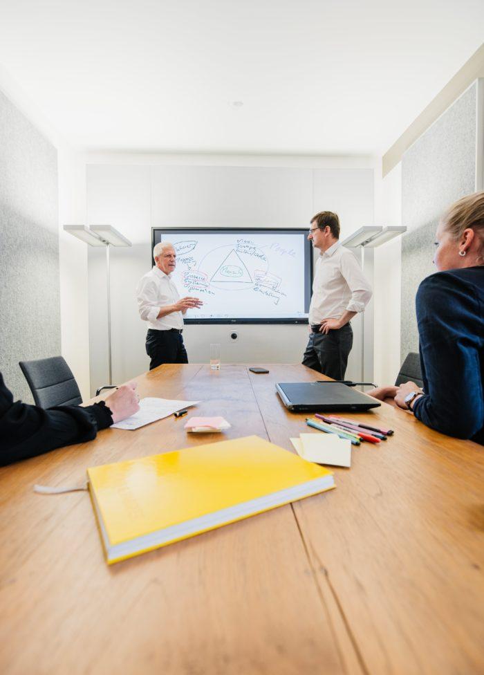 Unternehmensberatung zum Businessplan